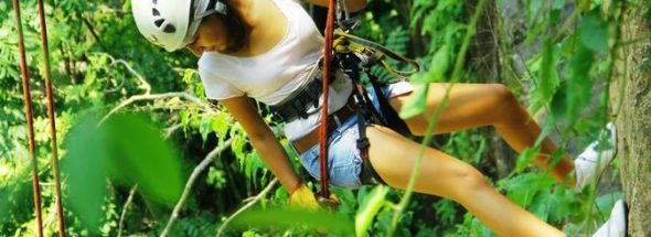 Ziplining, Rappelling and Tequila Tasting